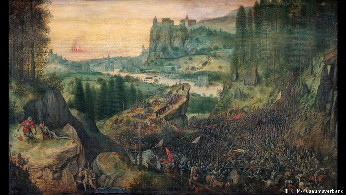 Самогубство Саула, 1562 рік