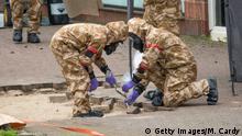 England | Dekontaminierung im Falle Skripal in Salisbury