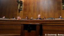 Washington Justizausschuss im US-Senat