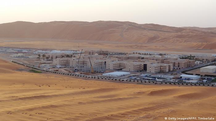 Saudi Arabien | Aramco's Natural Gas (Getty Images/AFP/I. Timberlake)