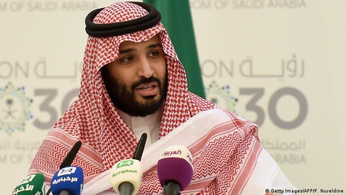 Saudi Arabien | Prince Mohammed bin Salman Vision 2030 (Getty Images/AFP/F. Nureldine)