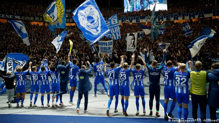 Identity Crisis What Identity Crisis Hertha Looking To Untap Berlin S Potential Sports German Football And Major International Sports News Dw 31 10 2019
