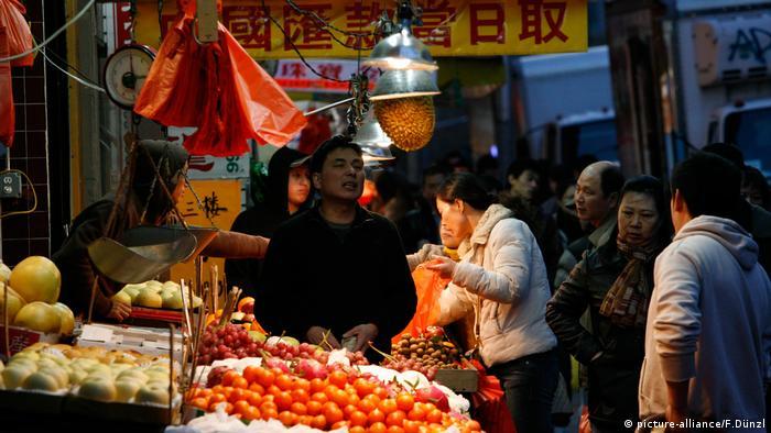 Chinatown, em Manhattan, perdeu turistas chineses por causa do surto de coronavírus