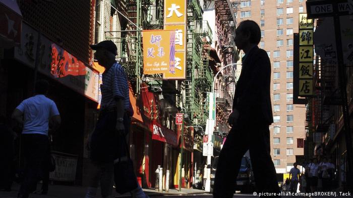 USA l Chinatown in Manhattan, New York City (picture-alliance/imageBROKER/J. Tack)