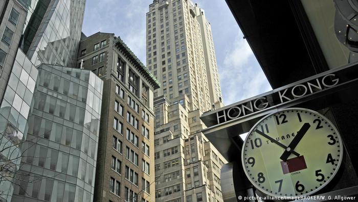 USA l Chinatown in Manhattan, New York City (picture-alliance/imageBROKER/W. G. Allgöwer)