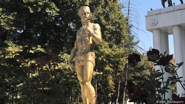 Bildergalerie Skopje (DW/A. Salihbegovic)
