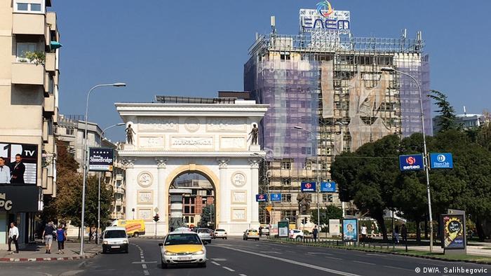 Bildergalerie Skopje