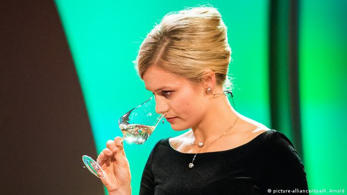 Weinkönigin 2018 Carolin Klöckner