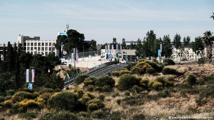 US-Botschaft in Jerusalem (picture alliance/Zumapress)