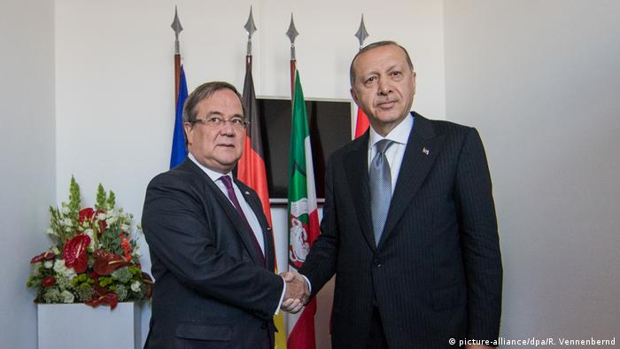 Laschet ve Erdoğan Cumartesi günü görüştü