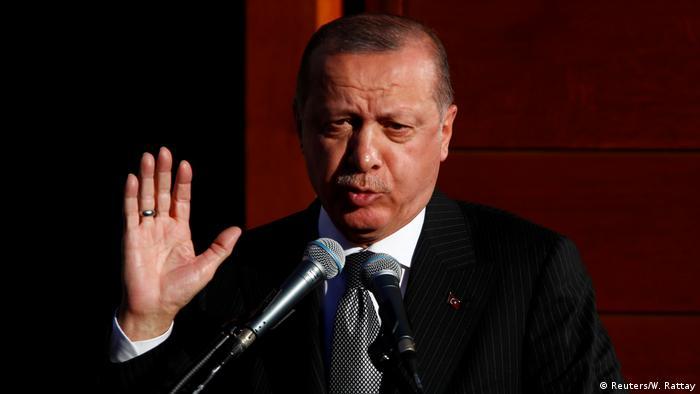Deutschland Türkischer Präsident Erdogan in Köln