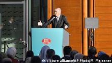 Deutschland Erdogan eröffnet Zentralmoschee der Ditip in Köln-Ehrenfeld