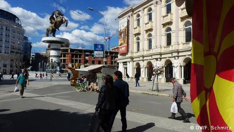 DW: Προβλήματα με το κράτος δικαίου στην πΓΔΜ
