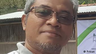 Widjo Kongko, especialista em tsunami na agência indonésia BPPT