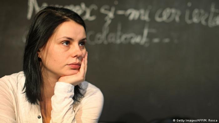 Rumänien Gianina Carbunariu (Getty Images/AFP/M. Rosca)