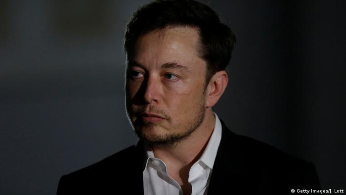 USA Tesla l Musk tritt als Tesla-Chef zurück (Getty Images/J. Lott)
