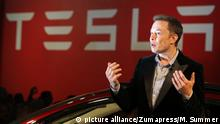 USA Auto l Tesla l CEO Elon Musk (picture alliance/Zumapress/M. Summer)
