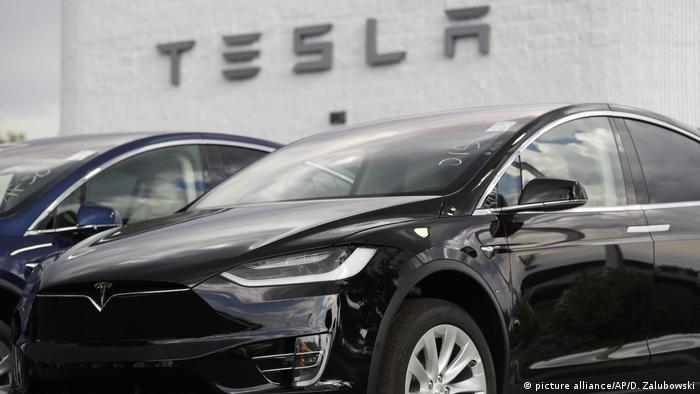 USA Auto l Tesla (picture alliance/AP/D. Zalubowski)