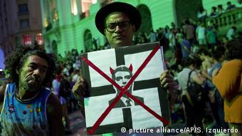 Brasilien - Demonstrationen gegen Bolsonaro