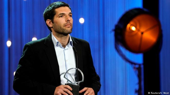 Filmfestival San Sebastian l Preis l Regisseur Benjamin Naishtat (Reuters/V. West)