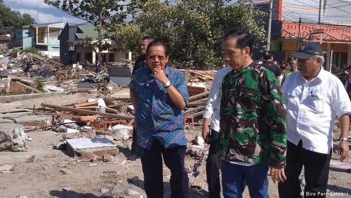 Endonezya Devlet Başkanı Joko Widodo