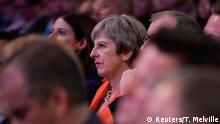 England Parteitag der Konservativen in Birmingham Theresa May