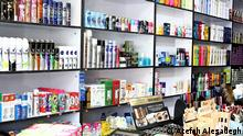 Iran Kosmetikgeschäft in Tehran