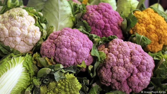 Цвітна капуста - найкраща їжа для нашого психічного здоров'я