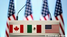 Symbolbild Nafta Freihandelsabkommen USA Kanada Mexiko