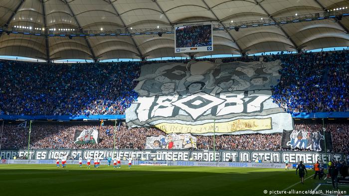 Hamburg vs  St  Pauli: One city, two clubs, different worlds