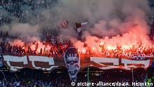 Fußball 2. Bundesliga Hamburger SV - FC St. Pauli