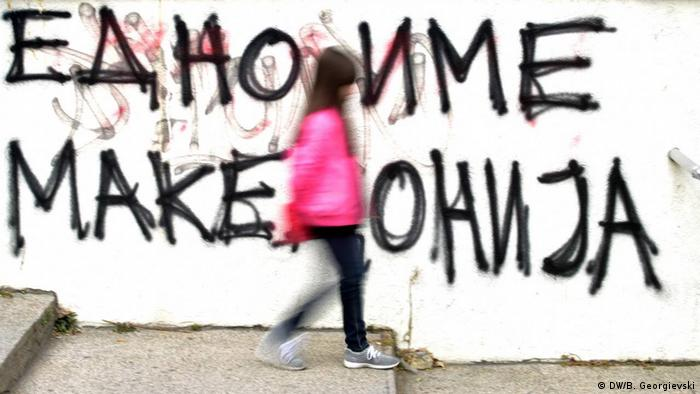 Referendum Mazedonien (DW/B. Georgievski)