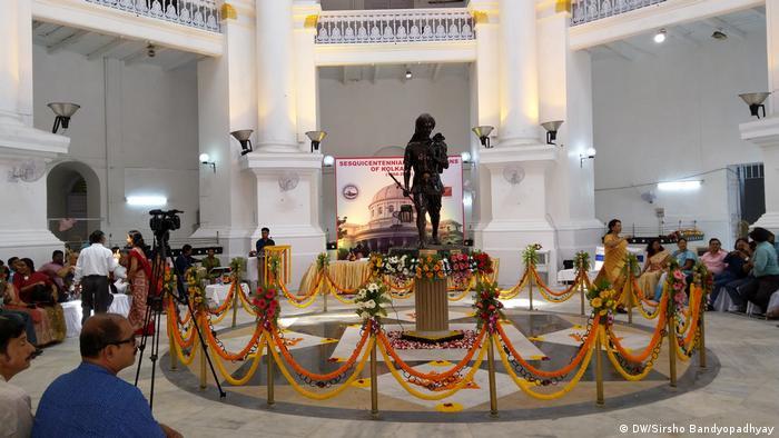 Indien Kolkata (DW/Sirsho Bandyopadhyay)