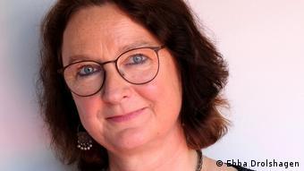 Übersetzerin und Journalistin Larissa Bender