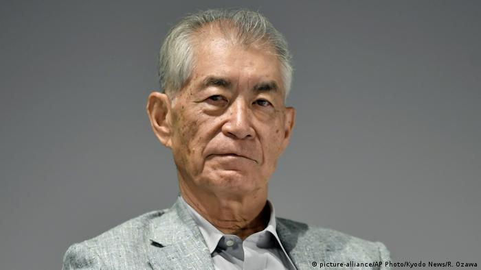 Japan Kyoto - Tasuku Honjo Nobelpreisträger