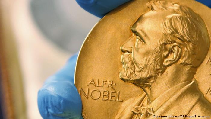 Nobelpreis Medallier