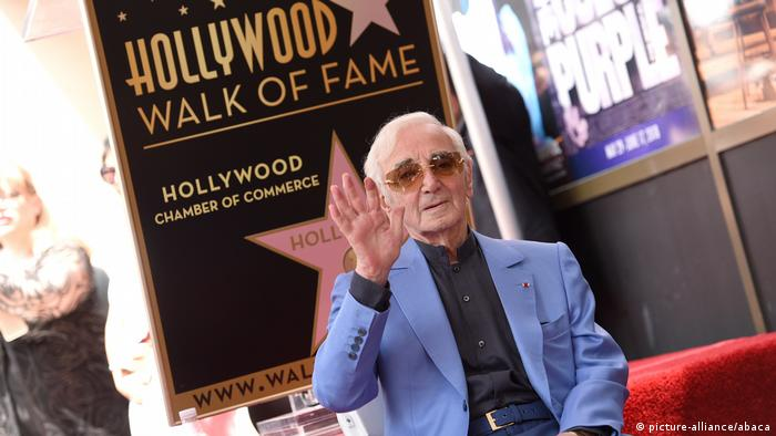 Charles Arznavour Dies At 94