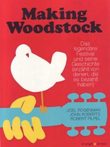 Buchcover Making Woodstock