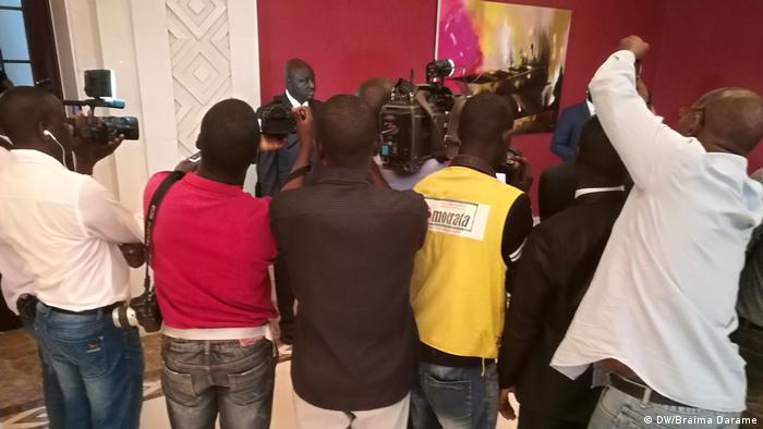 Guinea-Bissau Journalismus