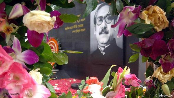 Sheikh Mujibur Rahman is generally considered as the father of the Bengali nation
