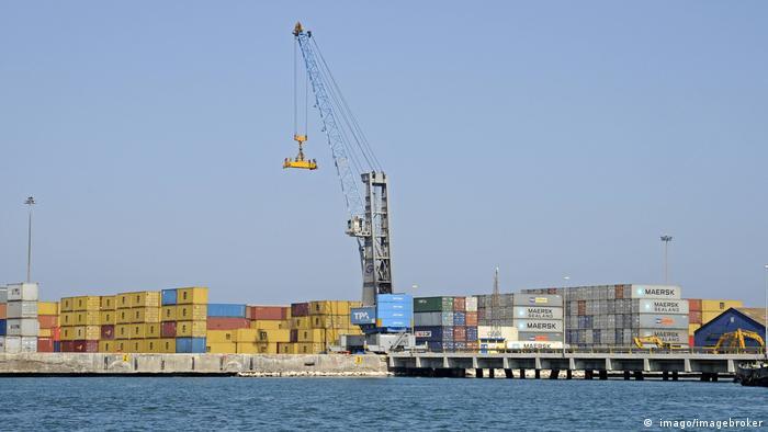 Chile   Hafen von Arica ( imago/imagebroker)