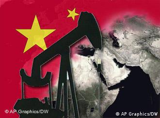 The Middle East is China's largest oil supplier