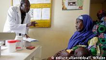 Niger - Gesundheitsstation in Garin Goulbi