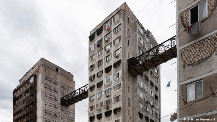 Жилой комплекс на улице Нуцубидзе