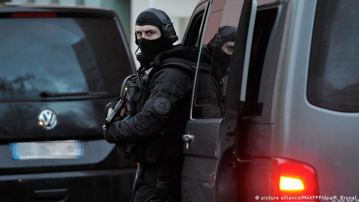 acf7506e0029d1 Counter-terror police in France. French authorities raided the ...