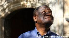 Kongolesischer Gynäkologe Denis Mukwege