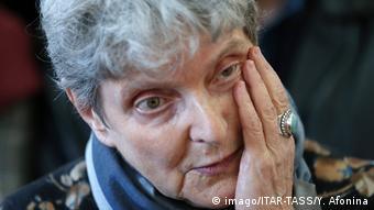 Светлана Ганнушкина из правозащитного центра Мемориал