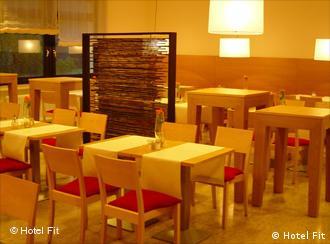 Hotele FIT są nowoczesne i mają dobry średni standart.