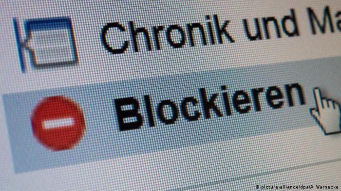 Ikona za blokiranje korisnika