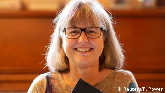 Nobelpreisträgerin für Physik - Donna Strickland (Reuters/P. Power)